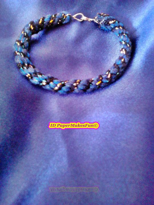 Kumihimo - Bracelet
