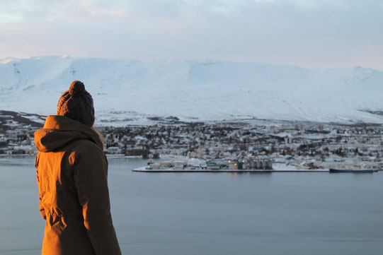 Lioba blickt auf die Zeit in Akureyri zurück