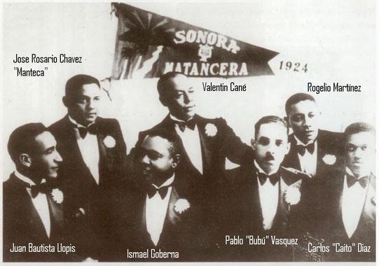 Sonora Matancera, 1932.