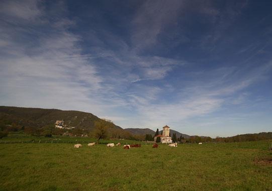Saint-Bertrand-de-Comminges-Valcabrère, grand site touristique au patrimoine antique et médiéval exceptionnel