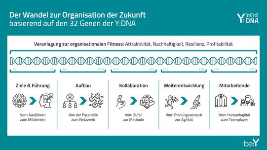 Die DNA der Unternehmen