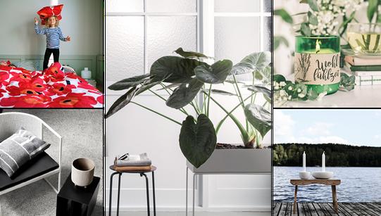 instagram shopping, Marimekko, Ferm Living, Looops Kerzen, Storefactory, Kristina Dam Studio, Deko, Kleinmöbel
