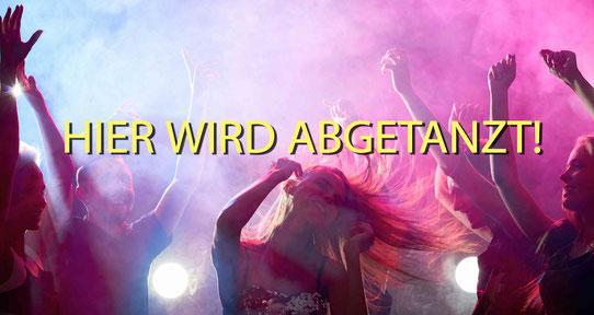 HIER WIRD ABGETANZT! - Ihr DJ bei Landshut für Hochzeit, Geburtstag, . . .