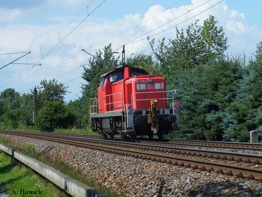 294 738-0 kommt am 13. August 2013 in Dresden Stetzsch Lz an mir vorbei gefahren