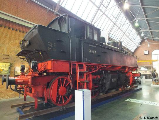 Eingesetzt wurden die Maschinen hauptsächlich auf den sehr krümmungsreichen STrecken der Windbergbahn