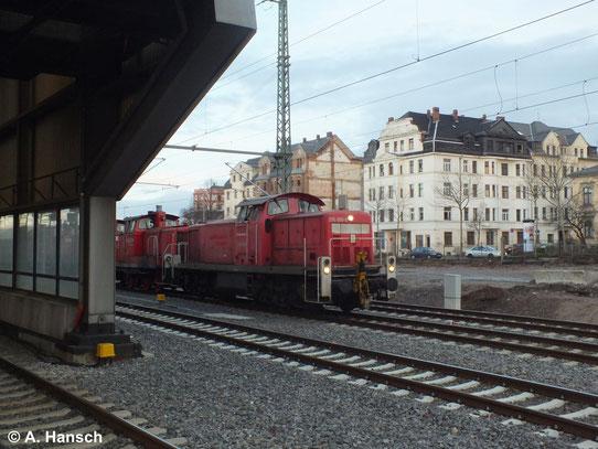 Auf den ersten Blick ordnet man die Lok der DB zu, jedoch gehört sie der Railsystems RP GmbH