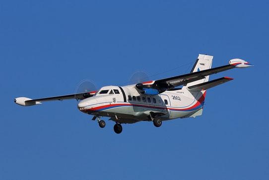 """""""special guest"""" Czech Republic - Air Force Let L-410UVP-E Turbolet"""