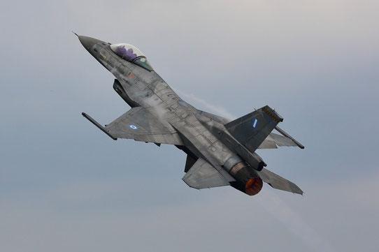 "HAF - F-16 ""Zeus-Demoteam"""