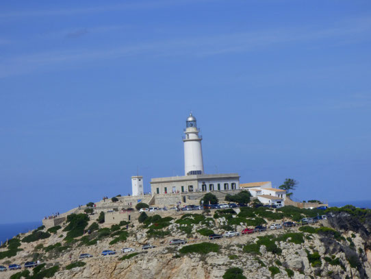 Leuchtturm am Cap de Formentor