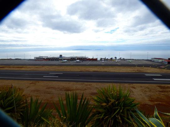 Madeira - Flughafen
