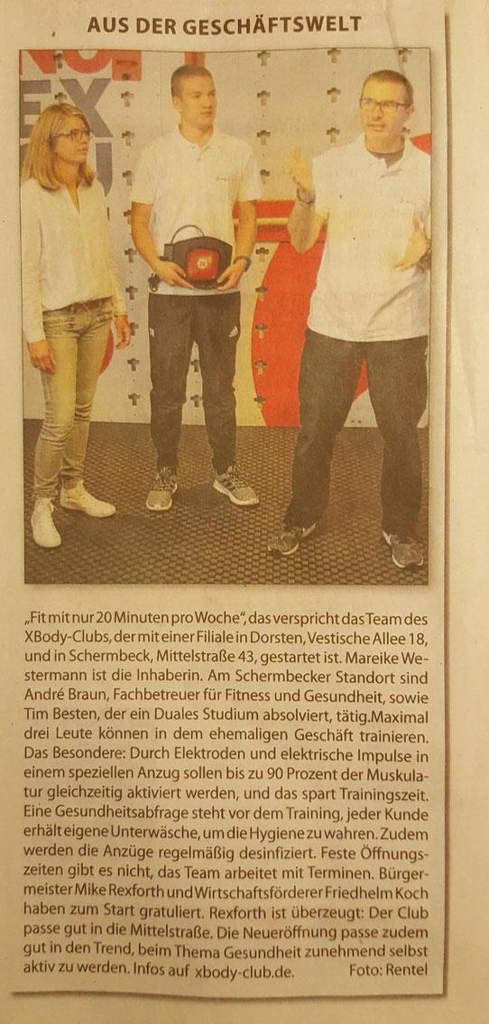 Quelle: Stadtspiegel - Mi., 11. Okt. 2017
