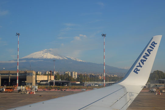 Arrivederci Sicilia!