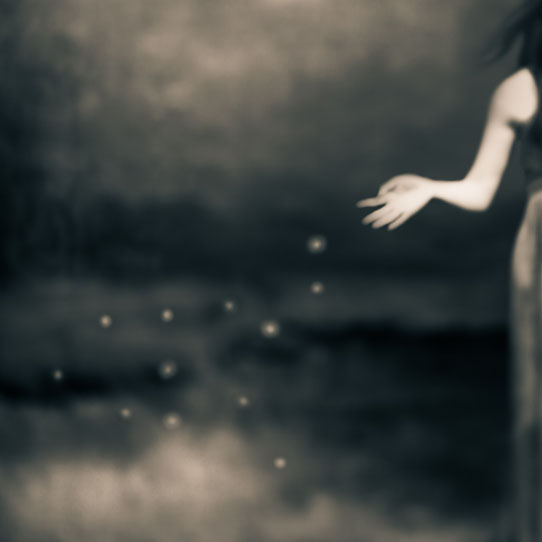 Tami Bone Texas Photography Mythos The big dipper, 2013  Black and white