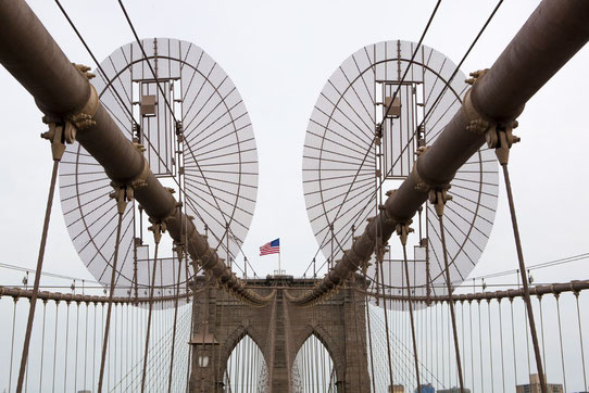 Harry Benhaiem N.O.B.O.D.Y photography contemporary art New Yor USA Brooklyn Bridge