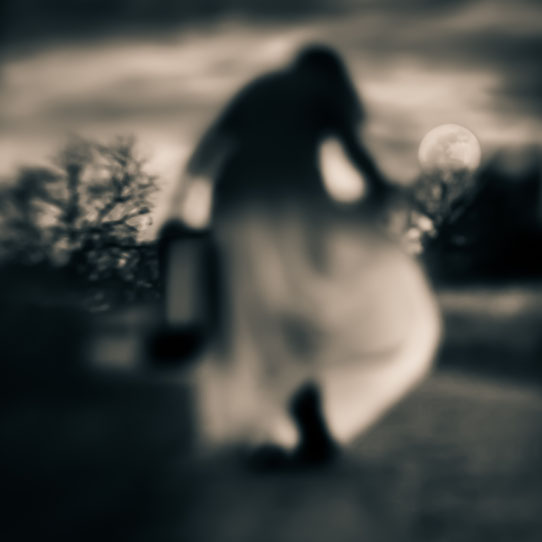 Tami Bone, La nueva vidad, Mythos series, 2010 photography dress ghost childhood