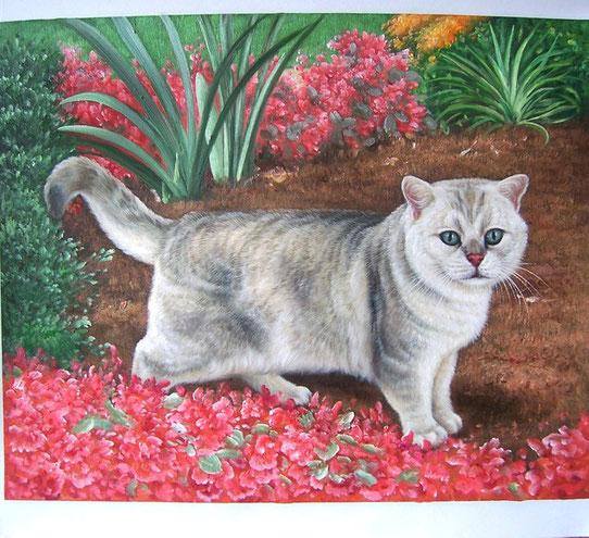 portrait-peinture-chat-peintre-huile