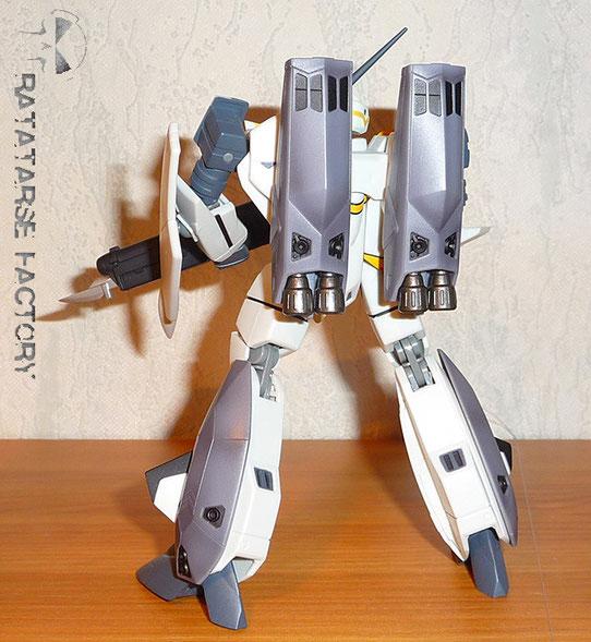 GNU-Dou Super VF-11B VF-X2 Custom - Ratatarse Factory