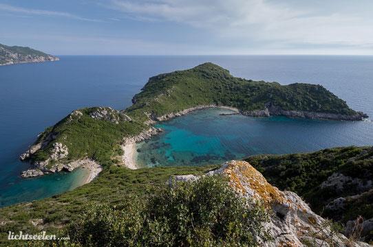 Yoga Ferien in Korfu mit Regula von Rütte