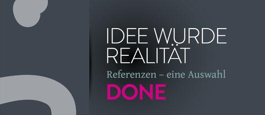 Logoentwicklung, Corporate Design, Strategie, Werbung, Grafikdesign, Beratung, Hall in Tirol
