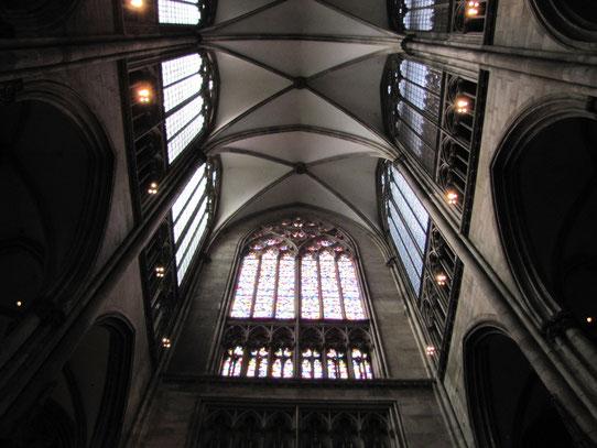 Het beroemdste gebouw van Duitsland, de Kölner Dom.
