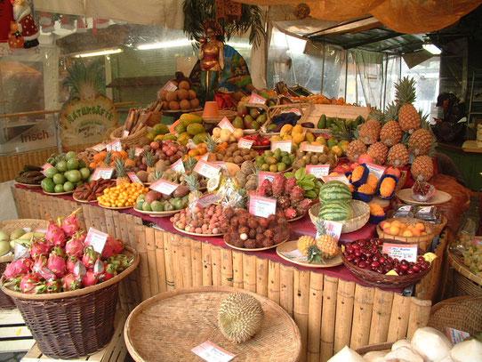 Lokalen zeggen dat je de Beierse hoofdstad niet hebt bezocht zonder een bezoek te hebben gebracht aan de rustieke Viktualienmarkt.