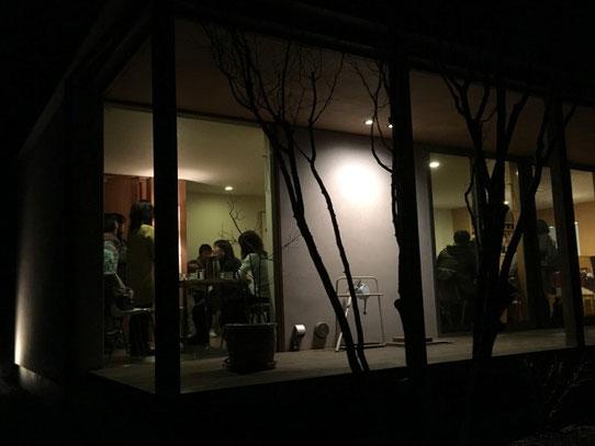 松本市梓川 CAFE VALO