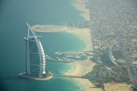 Burj Al-Arab - Dubai
