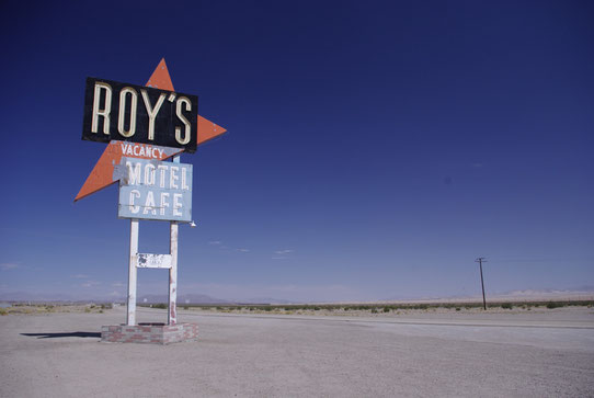 Le Roy's Café - Route 66 !