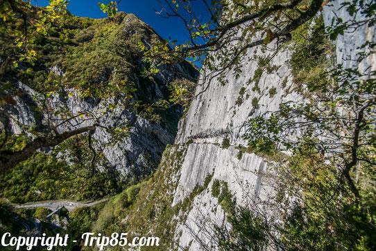 Le chemin de la mature, Pyrénées