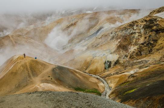 Dormir à Kerlingarfjöll, un vrai goût de nature méconnu en Islande !