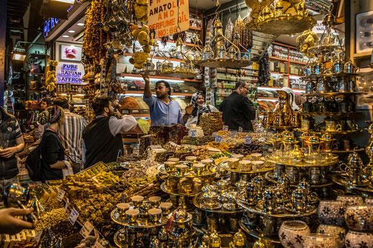 Le Bazar Egyptien, Istanbul