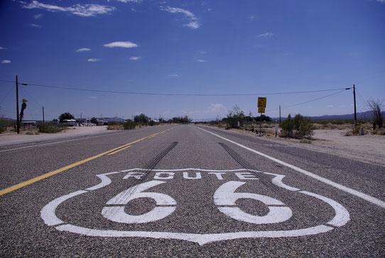 Sur la Route 66 !