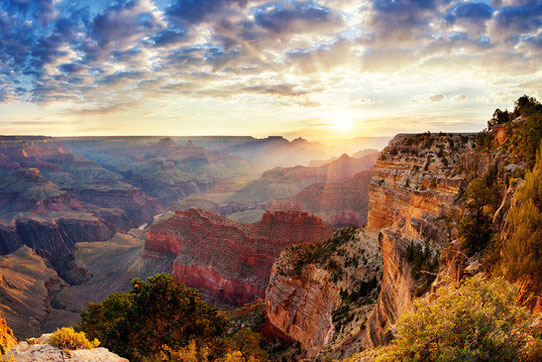 Le Grand Canyon - Etats-Unis