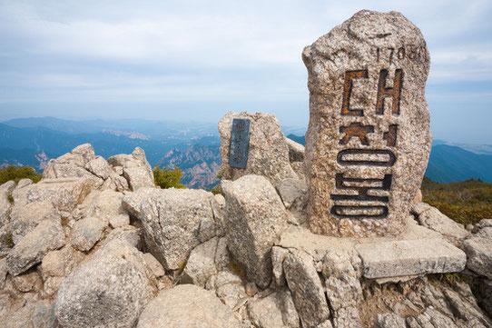 Le parc national de Seoraksan