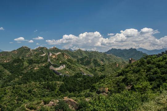 La Grande Muraille de Chine !