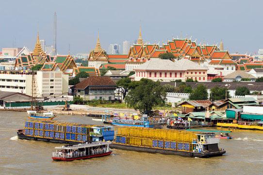 Les temples de Bangkok !