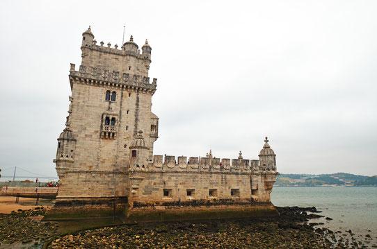 Tour de Bélem, Lisbonne