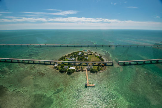 Survoler les Keys en Floride !