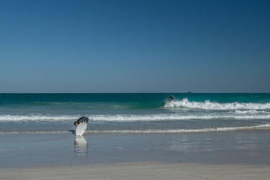 Prendre un cours de surf à Miami Beach !