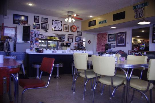 Midpoint Café - Route 66