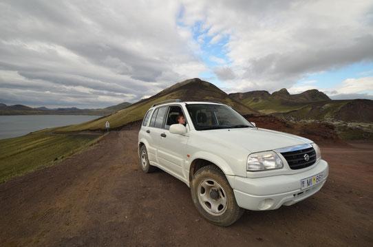 Louer un 4x4 en Islande : Nos conseils