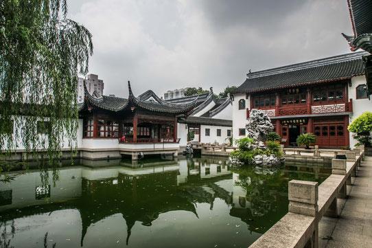 Confucius Temple, Shanghai