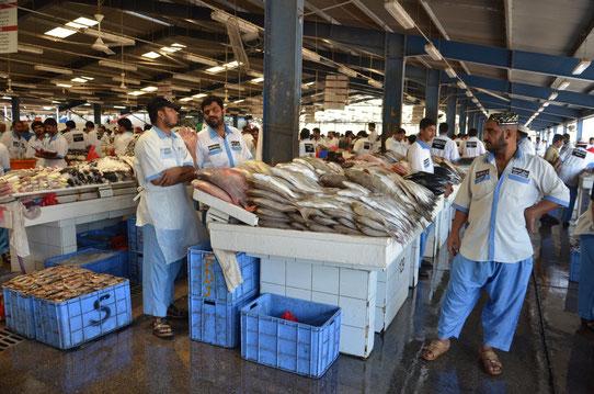 Le Marché aux poissons, Dubaï