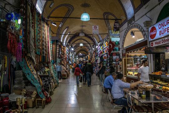 Le Grand Bazar, Istanbul