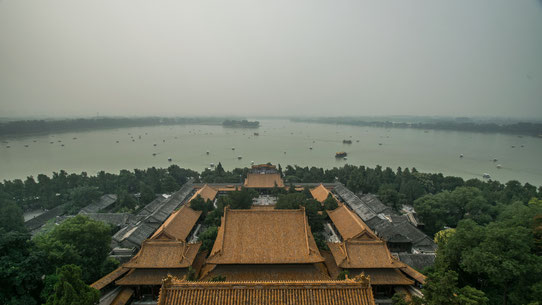 Le palais d'été, Pékin