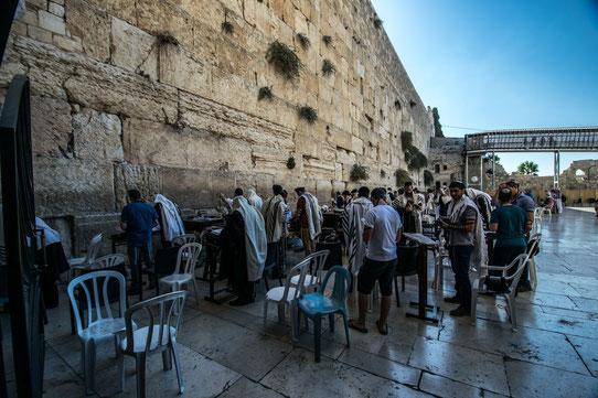 Le mur des lamentations à Jérusalem - Israel - CopyRight : Trip85.com