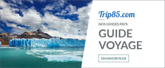 Nos guide de voyage pays !