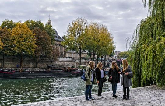 WideTrip - île de la cité - Paris