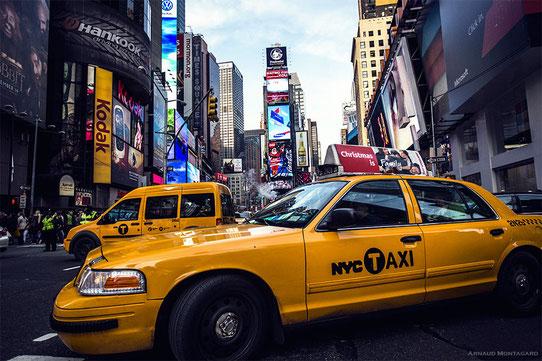 New York, auteur Arnaud Montagard