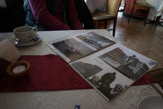 Mike nous raconte l'histoire de Nowa Huta en buvant un café !